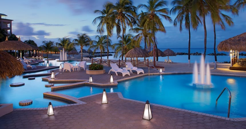 All inclusive dance vacation - Curacao Sunscape