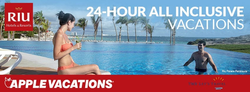 Apple Vacations - RIU - All Inclusive Vacations