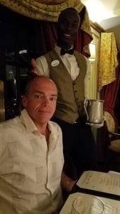 Awesome service - butler style - Sandals Royal Plantation - Ocho Rios - Jamaica