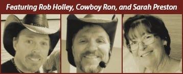 New England - Canada - Dance Cruise 2019 - Instructors - Rob Holley cowboy Ron Sarah Preston
