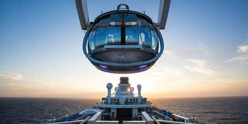 Royal Caribbean - Anthem of the Seas - Innovative Amenities