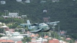 US Virgin Islands - Sea Plane - Island hopping