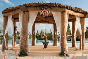 amresorts wedding and honeymoons