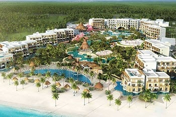 amresorts - mexico - jamaica - dominican republic